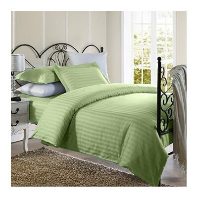 Hotel 1000 Thread Count Sheet Set Color: Sage, Size: Full