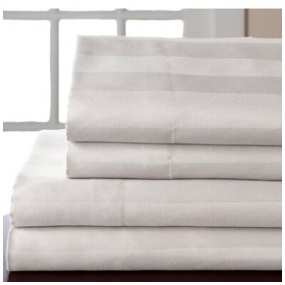 Hotel 1000 Thread Count Sheet Set Color: Gray, Size: King