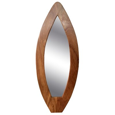 Colossal Images Surfboard Wall Mirror