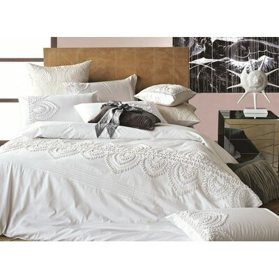 3 Piece Duvet Cover Set Size: Full / Queen
