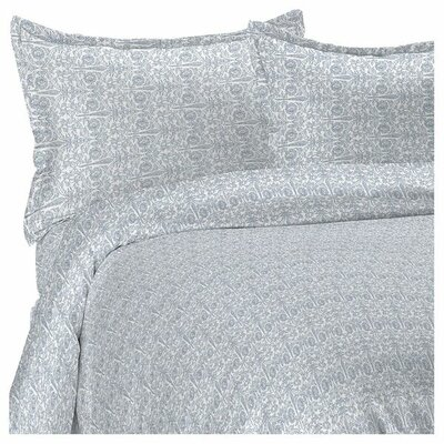 Reversible Duvet Cover Set Size: King