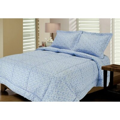 Reversible Comforter Set Size: Full / Queen