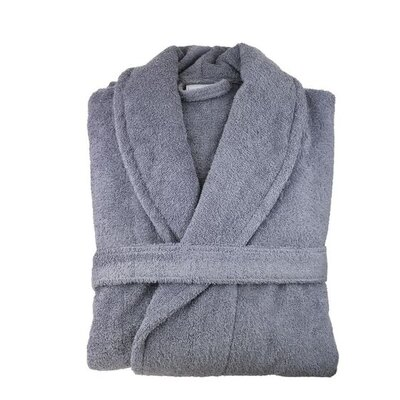 Bathrobe Color: Anthracite