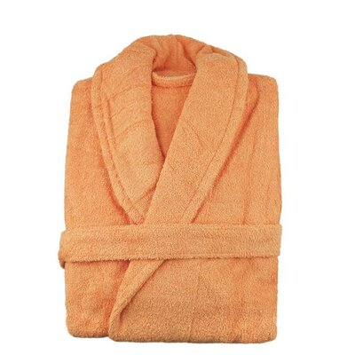 Bathrobe Color: Cantaloupe