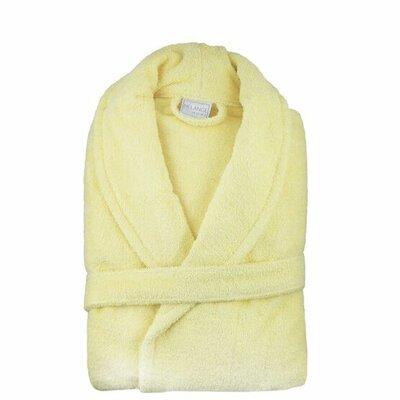 Bathrobe Color: Dawn Yellow