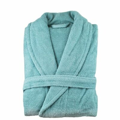 Bathrobe Color: Reef Aqua