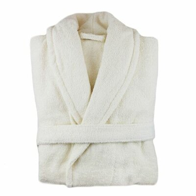Bathrobe Color: Ivory