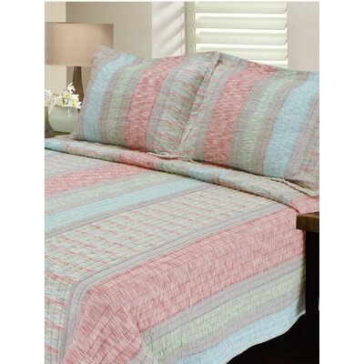 Reversible Quilt Set Size: King