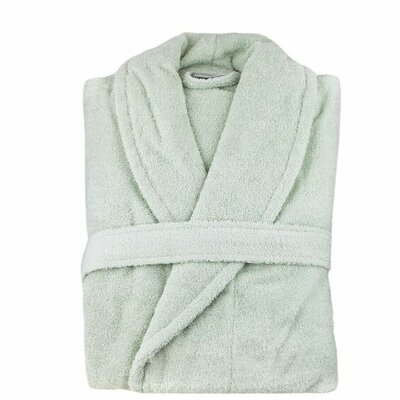 Bathrobe Color: Seacrest Green