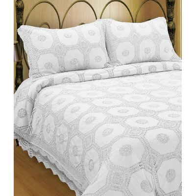 Coverlet Set Size: Full / Queen