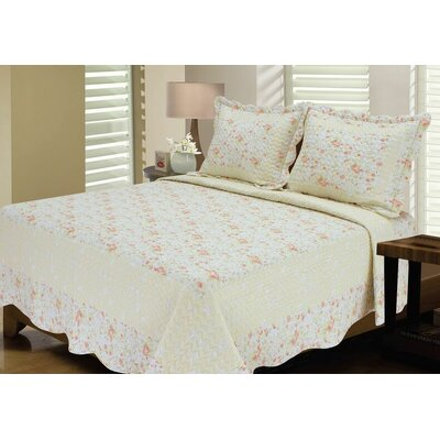Reversible Quilt Set Size: Twin / Twin XL