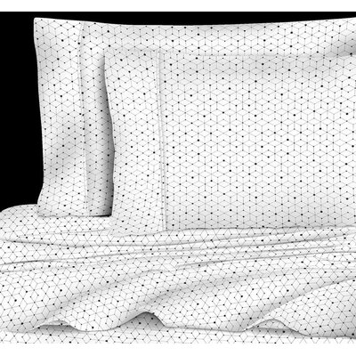 400 Thread Count 100% Cotton Sheet Set Size: Queen