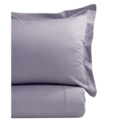 Duvet Cover Set Size: Full/Queen, Color: Amethyst