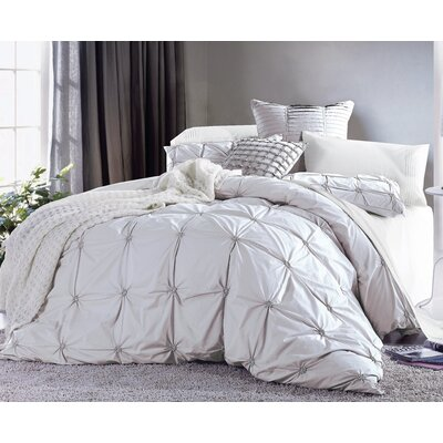 Epoque 3 Piece Duvet Cover Set Size: King