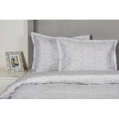 Lotus Duvet Cover Set Size: Twin