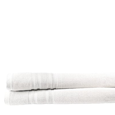Turkish Cotton Bath Sheet Color: White