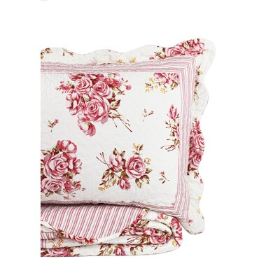 Ato Reversible Quilt Set Size: Full/Queen