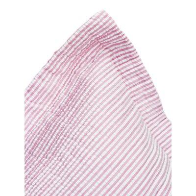 Rosann Reversible Quilt Set Size: King, Color: Smokin Pink