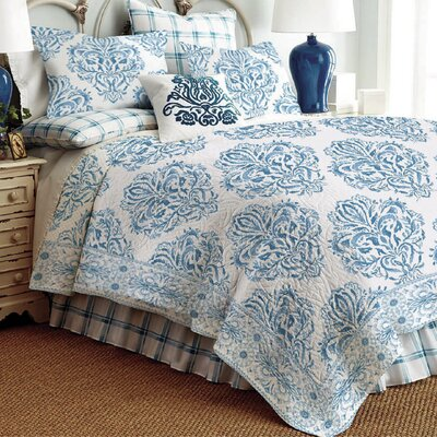 Nichole Reversible Quilt set Size: Twin/Twin XL