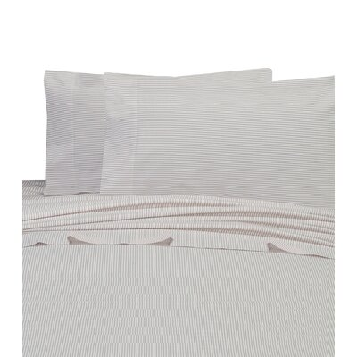 Chambray 200 Thread Count 100% Cotton Sheet Set Size: California King, Color: Taupe