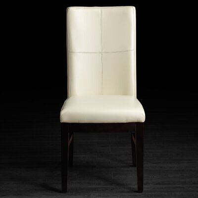 Nona Side Chair Upholstery: Vanilla