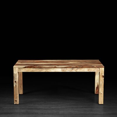 Romy Dining Table Finish: Natural