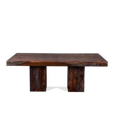 Anand Dining Table Finish: Light Olive
