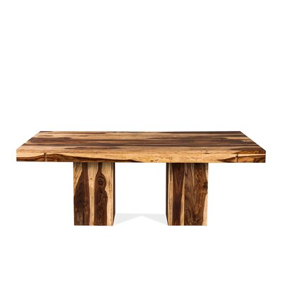 Anand Dining Table Finish: Natural