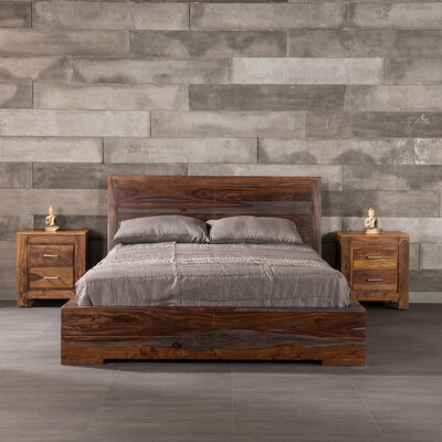 Romy Panel Customizable Bedroom Set