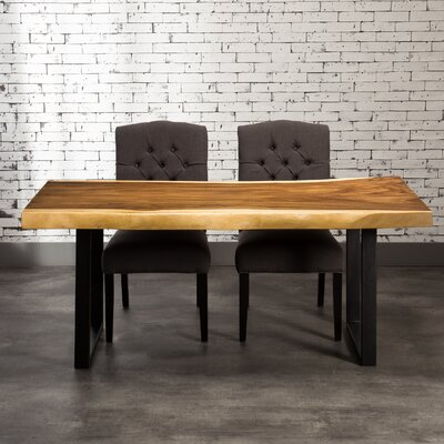 Tina Dining Table Size: 30 inch H x 36 inch W x 72 inch L