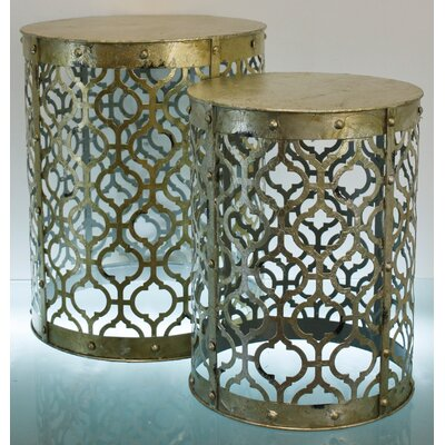 Sloan 2 Piece Nesting Tables
