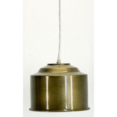 Capitania 1-Light Inverted Pendant