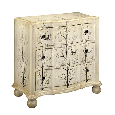 Accent Chest in Winter Woods Cream