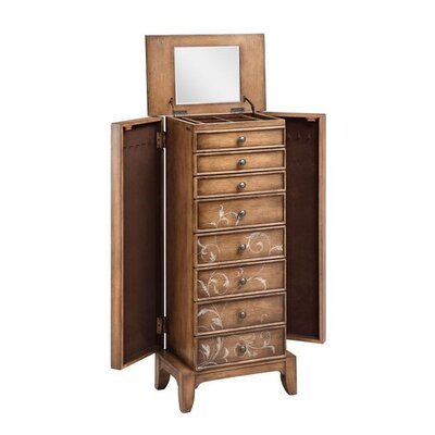 Newell Jewelry Armoire