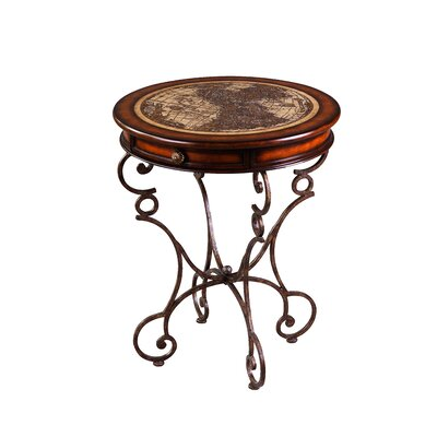 Cheap Stein World Round Accent Table with 1 Drawer (SM2495)