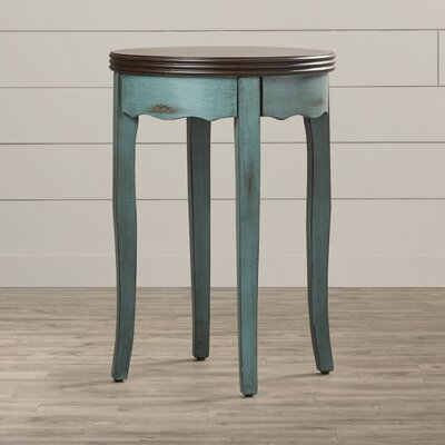 Nikko End Table Color: Moonstone