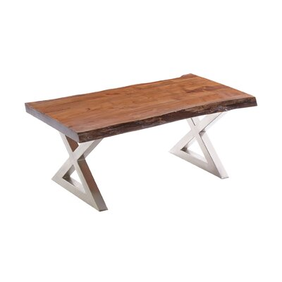 Catanzaro Coffee Table Size: 21 H x 50 W x 26 D