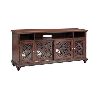 Broadoaks 64-72 TV Stand Width of TV Stand: 34 H x 72 W x 18 D