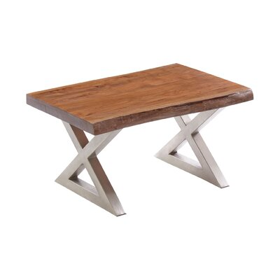 Catanzaro Coffee Table Size: 21 H x 40 W x 24 D