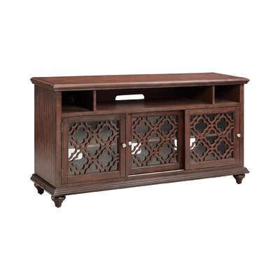 Broadoaks 64-72 TV Stand Width of TV Stand: 34 H x 64 W x 18 D