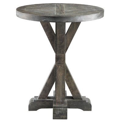 Financing Bridgeport Round End Table...