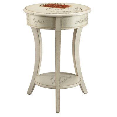 Cheap Stein World Round Table In Vintage White (SM2407)