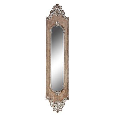 Buy low price stein world clarice narrow floor mirror for Skinny wall mirror