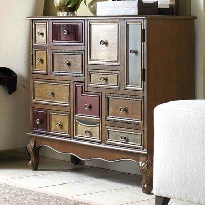 Stein World 12426 Shelby 9 Drawer 2 Door Cabinet