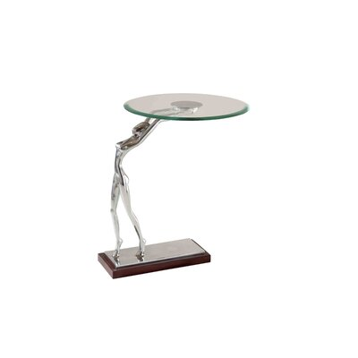 Lunessa Woman End Table 12659
