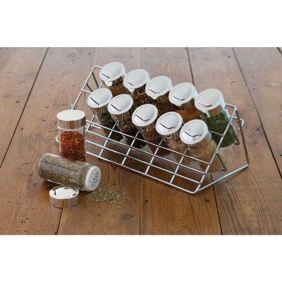 13-tlg. Gewürzständer-Set | Küche und Esszimmer > Küchenregale > Gewürzregale | Kitchencraft