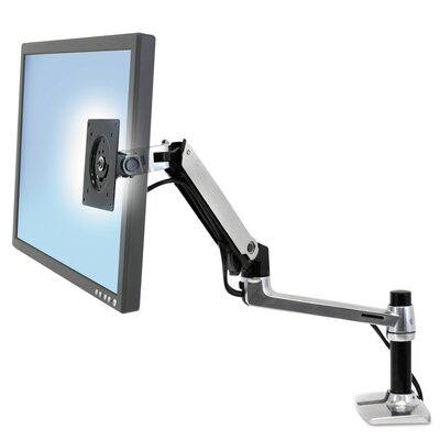 LX Series LCD Arm Height Adjustable Universal Desk Mount
