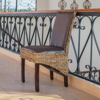 Bali Dining Side Chair with Cushion