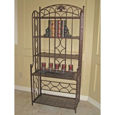 Financing Baker's Rack Finish: Bronze...