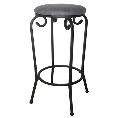Cambridge 28 Barstool Fabric: Grey